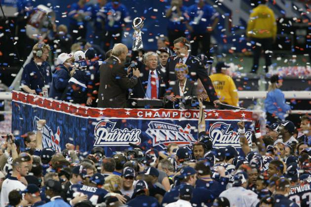 Top 8 Moments in New England Patriots' Postseason History