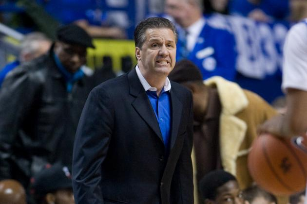 UK Basketball: Breaking Down 'Cats NCAA Tourney Hopes Entering Florida Game