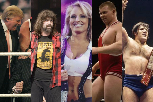 WWE Hall of Fame: Who Should Do the Induction Speech for Each Inductee?