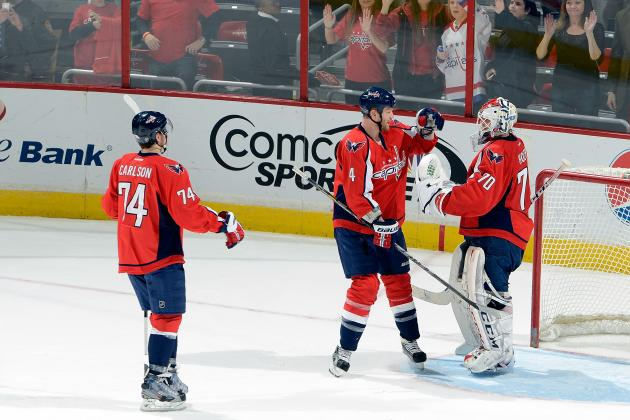 4 Reasons to Believe the Washington Capitals Will Make a Playoff Run
