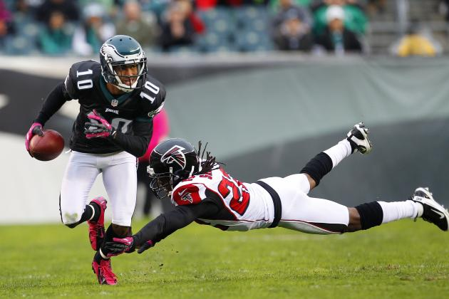 Predicting Every Starter on the 2013 Philadelphia Eagles