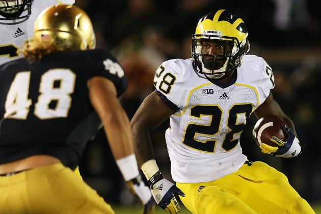Notre Dame Football Pre-Spring Opponent Preview: Michigan