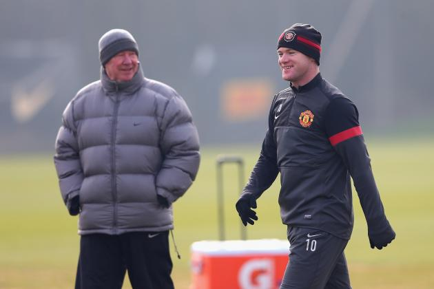 Manchester United: 5 Reasons Why Wayne Rooney Won't Be Leaving