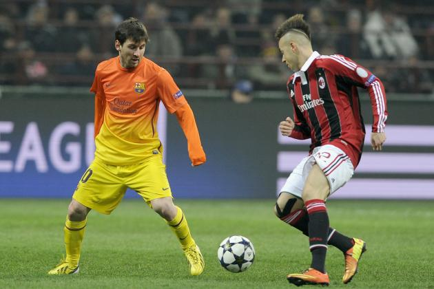 Barcelona vs. AC Milan: 8 Predictions for the Second-Leg Champions League Match