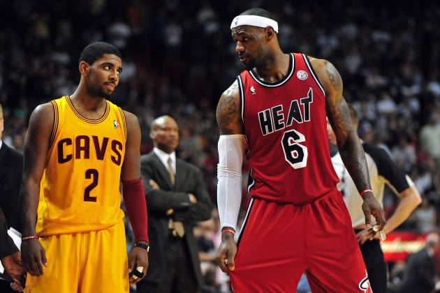 Ranking Next Wave of NBA Superstars to Challenge LeBron James' Throne