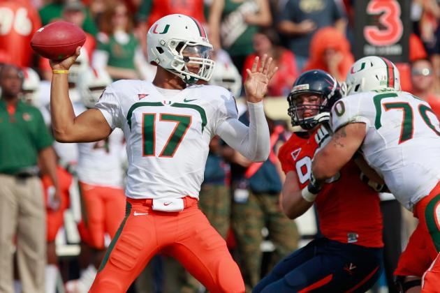 Miami Football: 5 Teams Stephen Morris Will Have to Beat with His Arm in 2013