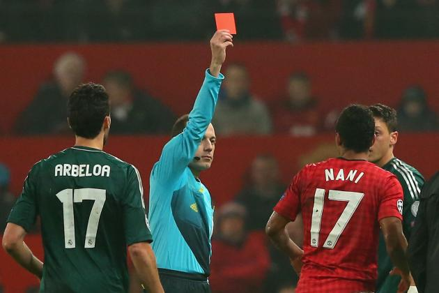 World Football's Worst Referee Calls of the Season (Video)