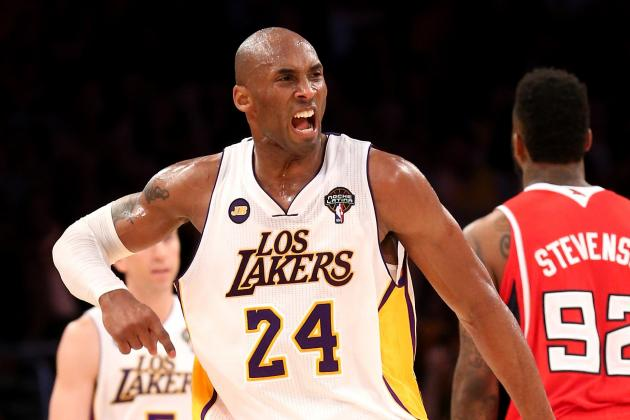 Ranking the L.A. Lakers' 5 Most Improved Players This Season
