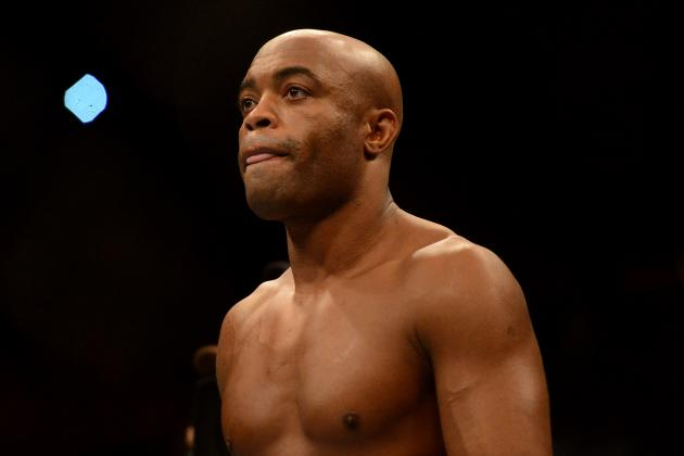 Anderson Silva: Power Ranking Possible Opponents in Weidman, GSP, Jones and Diaz