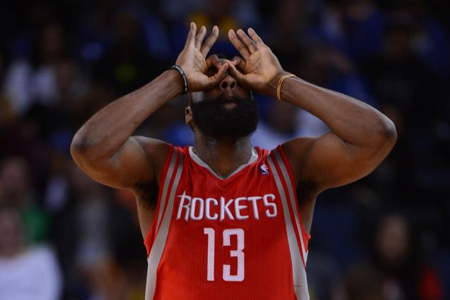 Houston Rockets vs. Golden State Warriors: Postgame Grades, Analysis for Houston
