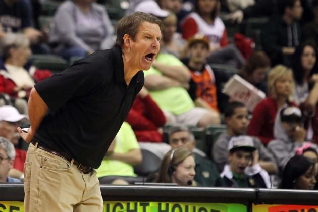 Ranking the 10 College Basketball Coaches Most Likely to Have a Meltdown