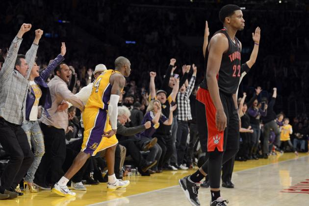 Toronto Raptors vs. LA Lakers: Postgame Grades and Analysis for LA