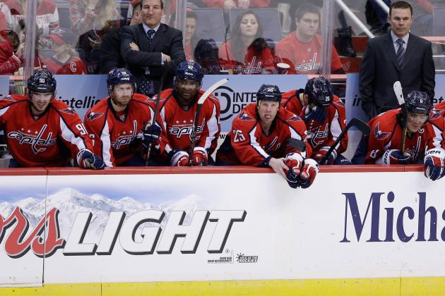 5 Questions Facing the Washington Capitals in the 2nd Half of the NHL Season
