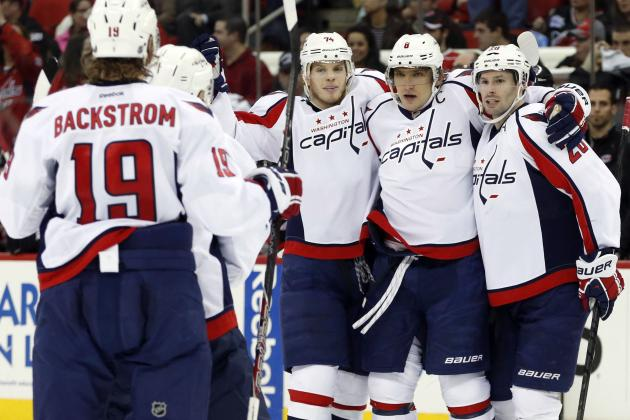 6 Most Important Games Remaining on the Washington Capitals Schedule