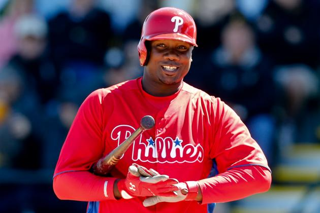 Early Signs Ryan Howard, Roy Halladay Will Be the Stars of Old in 2013