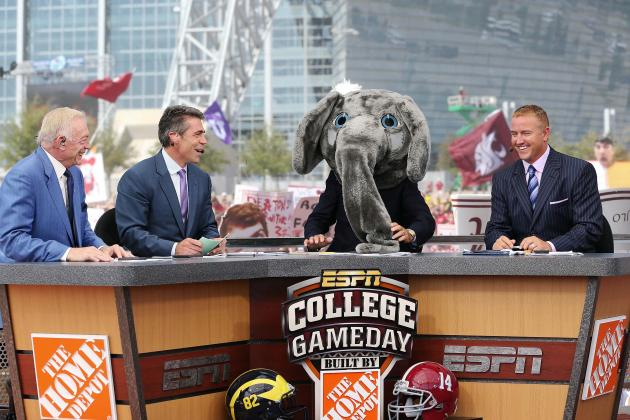 Week-by-Week College GameDay Location Predictions for 2013