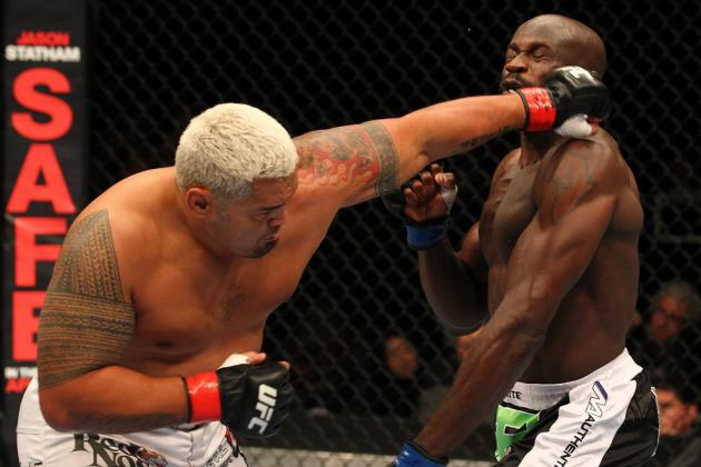 UFC 160: 5 Reasons UFC Fans Are Pumped for Mark Hunt vs. Junior Dos Santos