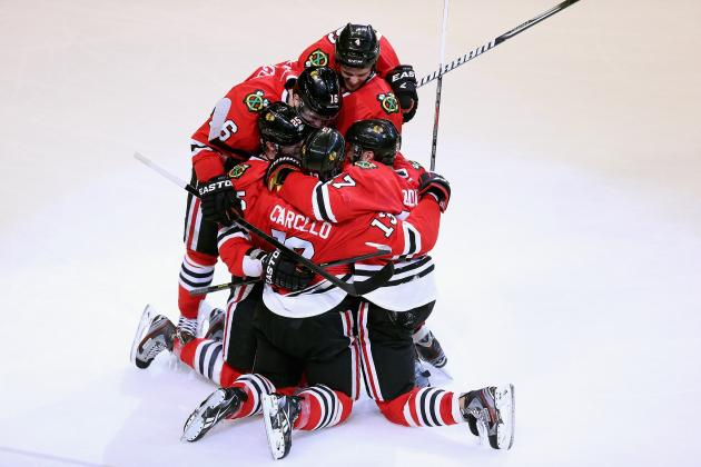 Chicago Blackhawks: Top 5 Highlights from Their Win Streak
