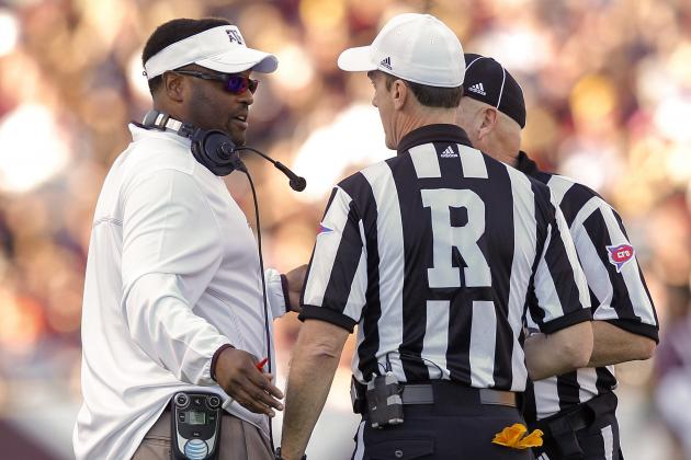 Texas A&M Football: 5 Important Lessons Kevin Sumlin Learned in First SEC Season