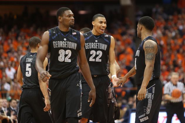Georgetown Basketball: 5 Keys to Peaking in March Madness