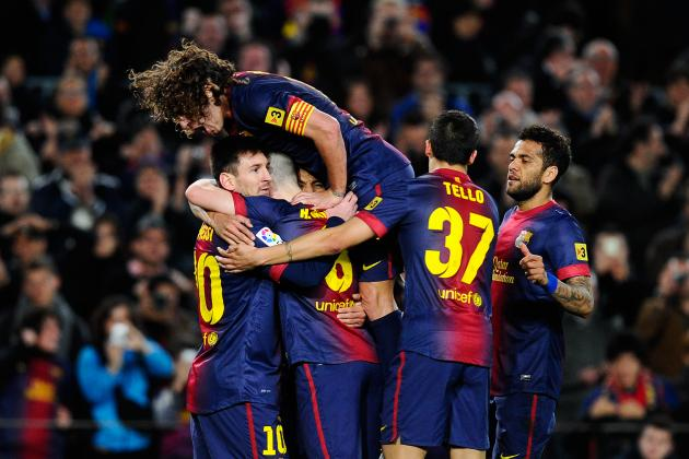 5 Reasons to Think Barcelona Are Finally Back on Track