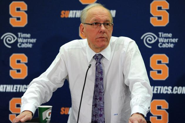 Syracuse Basketball: Blueprint to Turn Orange's Sinking Ship Around
