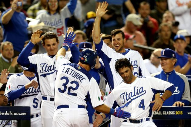 World Baseball Classic 2013 Results: Pool D's Biggest Stars, Goats