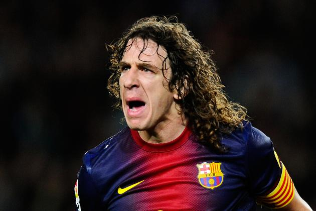 Barcelona: Who Are the Candidates to Replace Defender Carles Puyol?