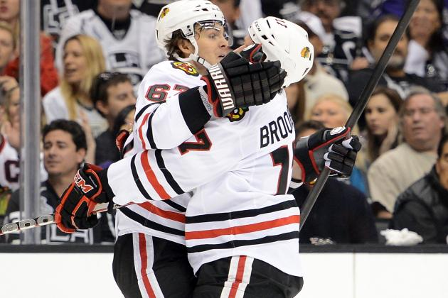 9 Memorable Moments from the Blackhawks' Record-Setting Streak