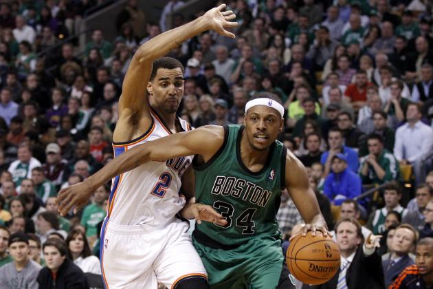 Boston Celtics vs. Oklahoma City Thunder: Postgame Grades & Analysis for Boston