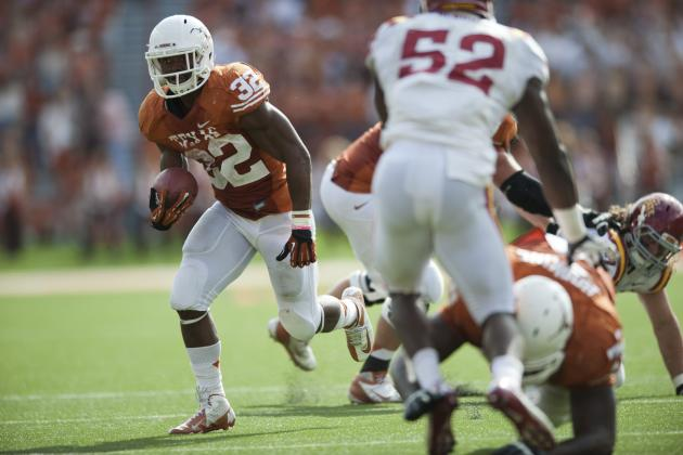 Texas Football: 4 Reasons Johnathan Gray Will Be a Heisman Contender in 2014