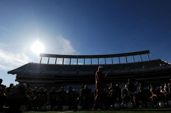 Texas Football: Week 3 Spring Practice Stock Report