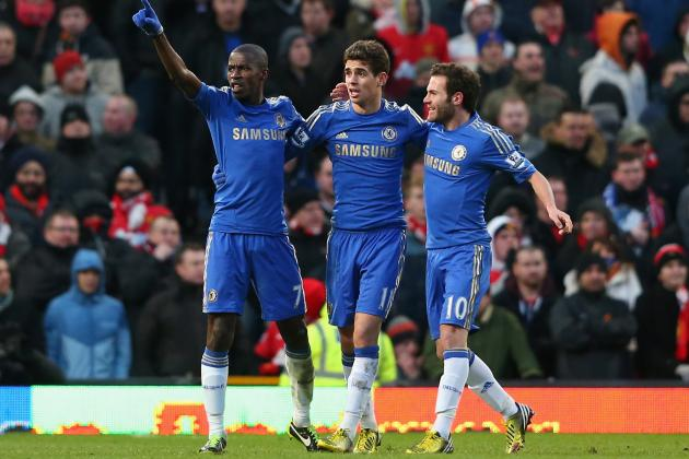 Chelsea FC: 4 Things We Learned from the Blues' Performance at Old Trafford