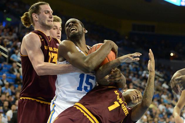 Pac-12 Basketball: Tournament Seedings, Matchups, TV Info, Previews and More