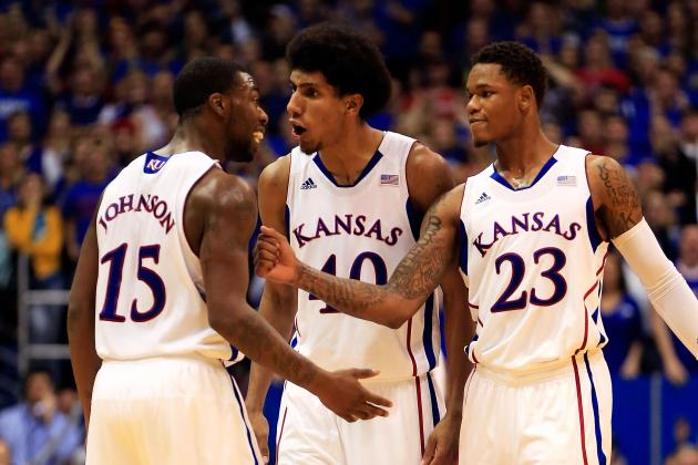 Kansas Baskeball: Final Regular Season Grades for Jayhawks