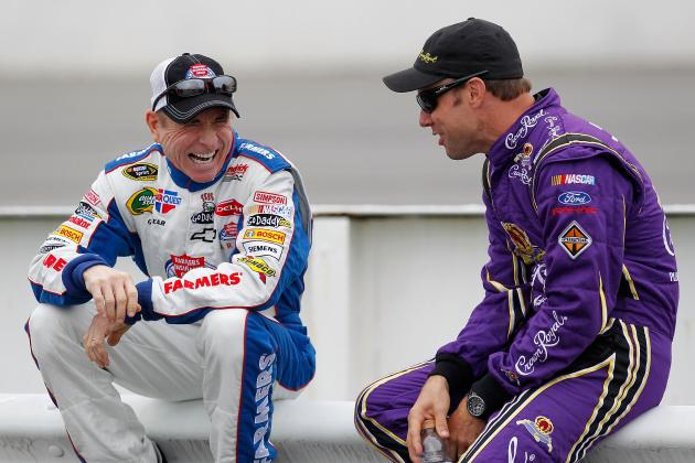 5 Potential Sleepers That Could Steal the 2013 NASCAR Sprint Cup Championship