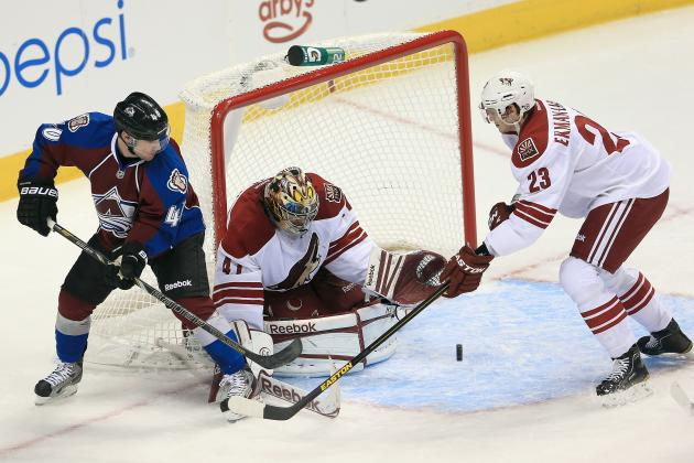 Coyotes Preview: Road Work Going to Be Pivotal for Coyotes
