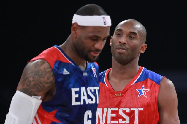 Updated NBA MVP Odds: Can Kobe Bryant Usurp LeBron James' Throne?