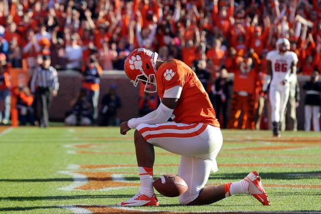 Clemson Football: 5 Reasons the Tigers Will Have NCAA's Best Offense