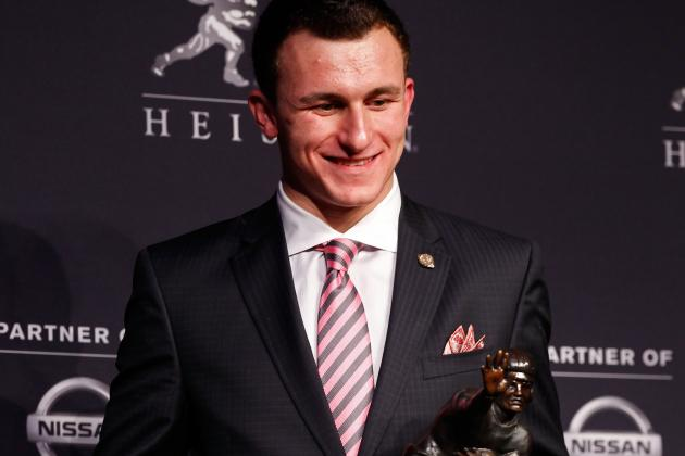 Texas A&M Football: 6 Aggies Who Can Help Johnny Manziel Defend His Heisman