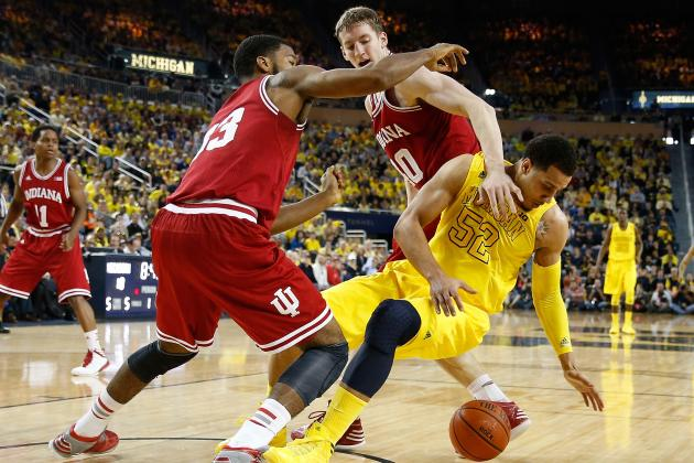 Indiana Basketball: 10 Things We Learned from Win over Michigan