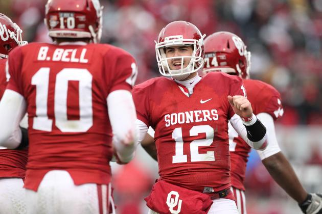 Oklahoma Football: 5 Most Important Lessons Landry Jones Could Teach Blake Bell