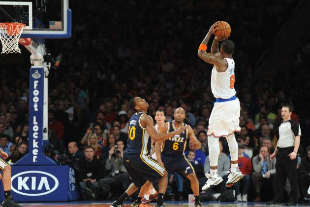 NY Knicks Who Must Step Up in a Big Way After Amar'e Stoudemire's Knee Injury