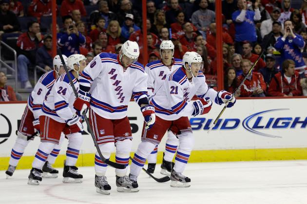 New York Rangers: 5 Lessons from the Win Against the Capitals