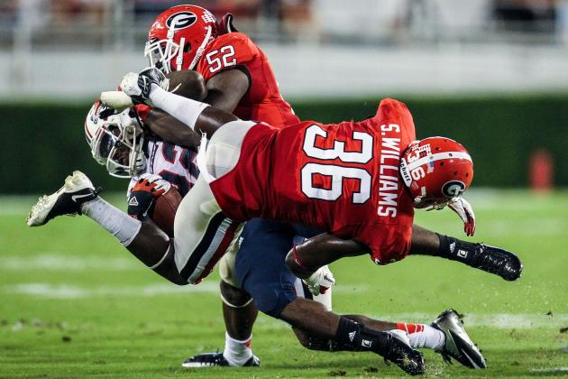 Georgia Football: 5 Reasons Dawgs' Defense Will Be Better in 2013