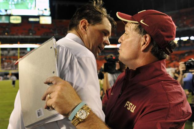 Best Coach vs. Coach Recruiting Battles Set to Take Place in 2014