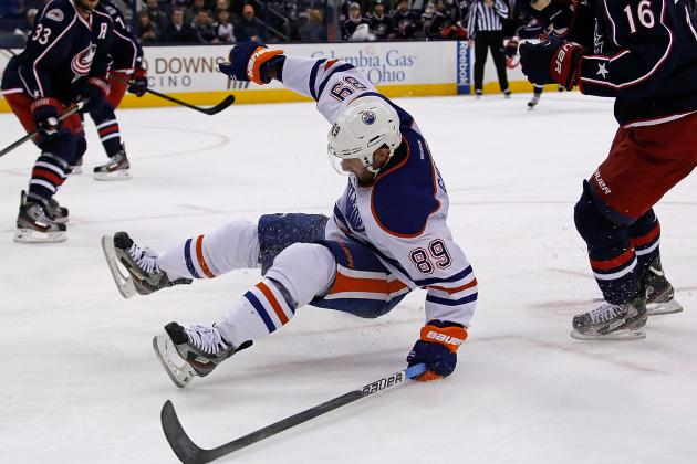 Grading the Edmonton Oilers' Performance for the First Half of the Season