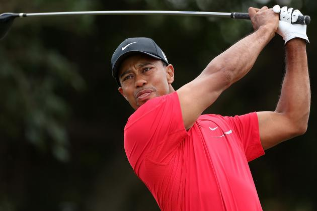 Winners and Losers from the 2013 WGC-Cadillac Championship