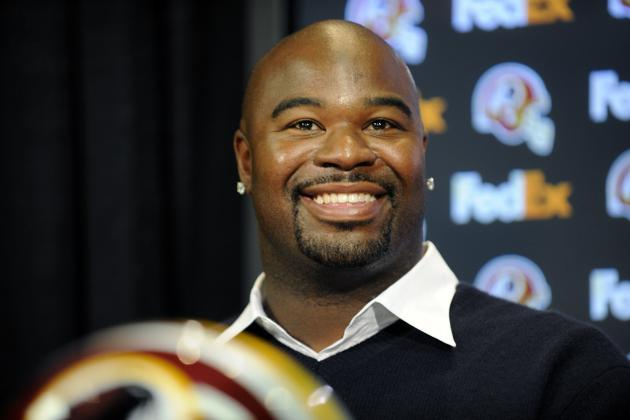 The Biggest Free-Agency Busts in Washington Redskins History