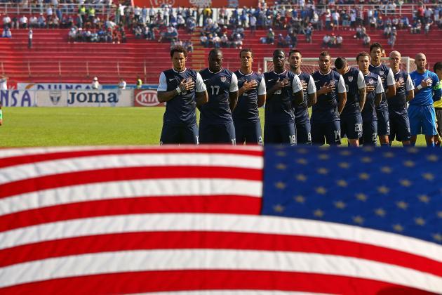 Predicting Jurgen Klinsmann's U.S. National Team Starting XI vs. Costa Rica